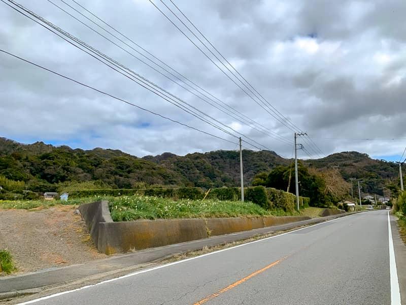 標高349.5メートルの低山「富山(とみさん)」