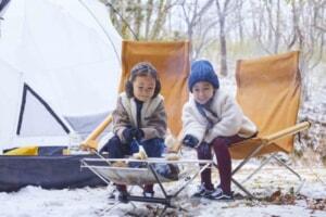 リゾナーレ那須「家族で楽しむ冬のガーデンキャンプデビュー」でお手軽キャンプしよう