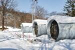 今シーズンから冬キャンプ営業が始まった「層雲峡オートキャンプ場」を取材してきました