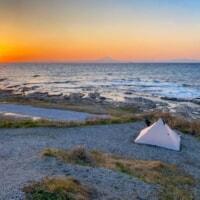 人生一度は行くべき!お台場海浜庭園キャンプ場で忘れられない絶景と強風を楽しもう!