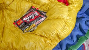 春キャンプにおすすめの防寒対策をご紹介!春は寒暖差に気を付けよう。