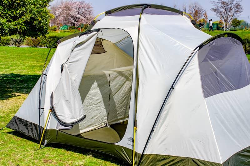 デイキャンプに最適
