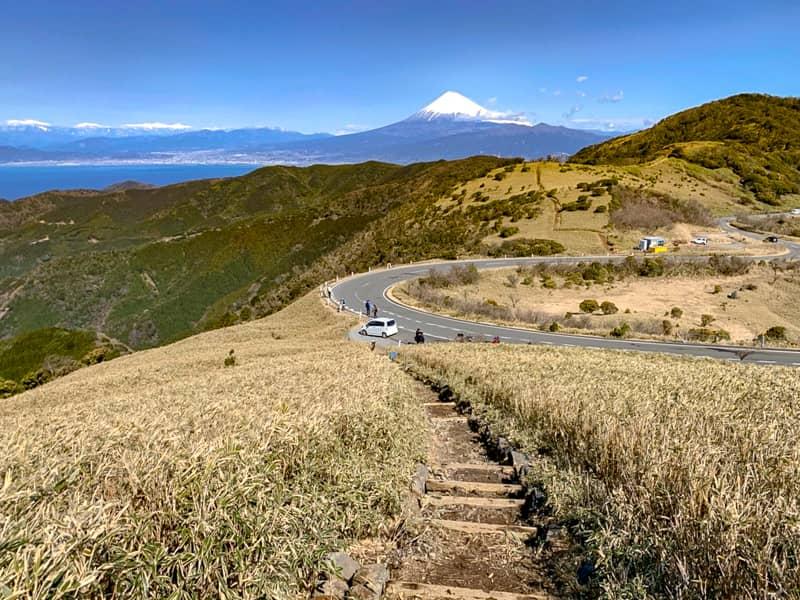 ドライブがてらにサクッと登れる絶景の山です