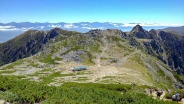 「木曽駒ケ岳」でテント泊に夢中になること間違いなし!ロープウェイで雲上のテント場へ