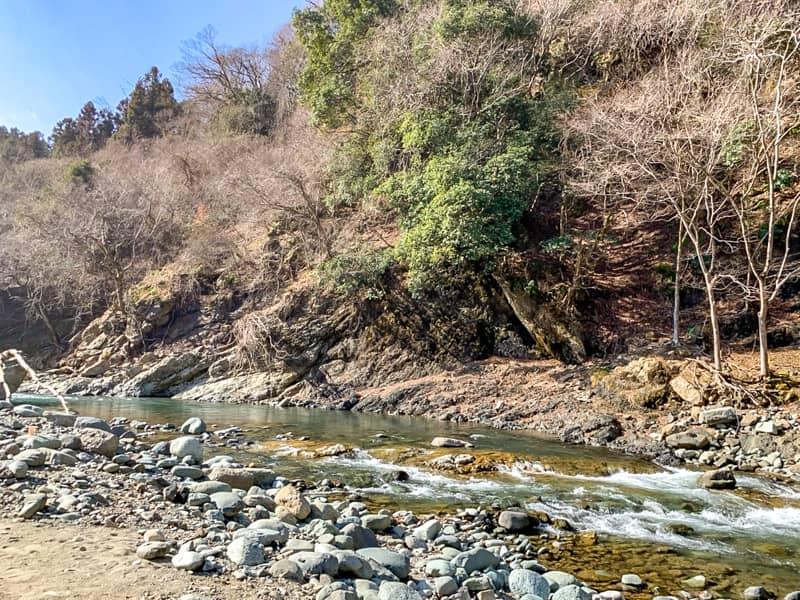 川遊びが豊富