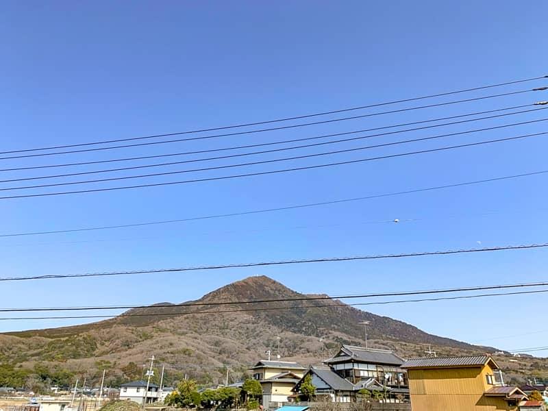 日本百名山の一つ「筑波山」
