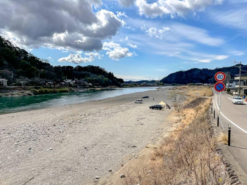 美濃橋キャンプ場レビュー (6)