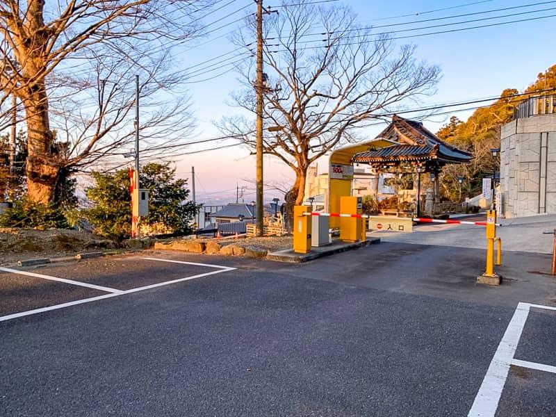 1_筑波山神社駐車場
