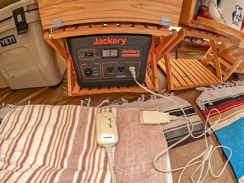 2.電気毛布-2