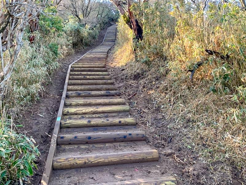300段以上はある階段