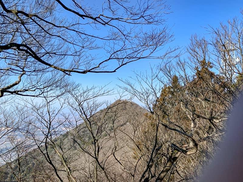 6.男体山