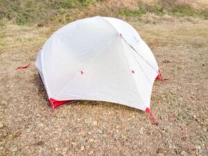 テント泊登山やキャンプにも最適!MSR「ハバハバ」のリアルな使い心地をレビュー