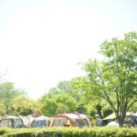 伊吹山を一望できる関西人気No.1キャンプ場「グリーンパーク山東」が3月20日からオープン!