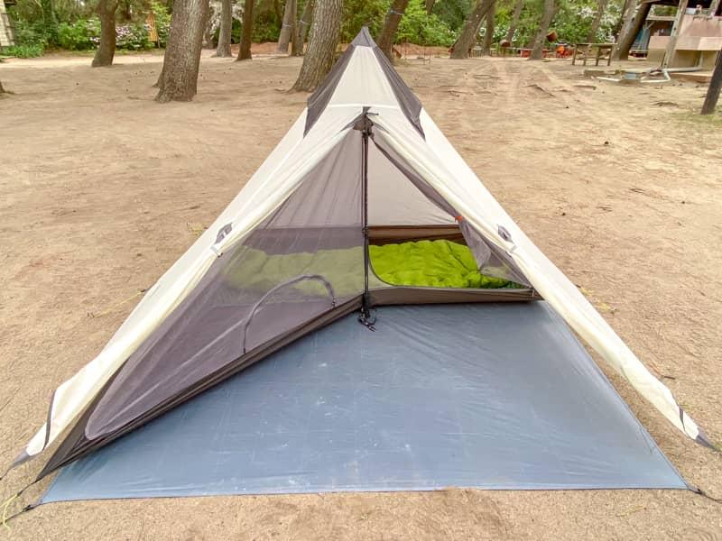 キャンプツーリングに使える軽量コンパクトなソロテントのおすすめランキング11選