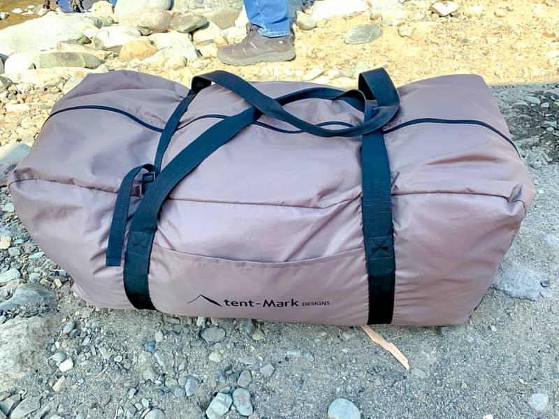 テントを片付ける時のポイント
