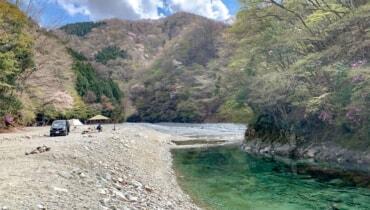 「ヒロシのぼっちキャンプ」のロケ地、西丹沢大滝キャンプ場は予約不要のフリーサイトがアツい!