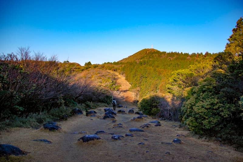 富士山の絶景が凄い「金冠山」