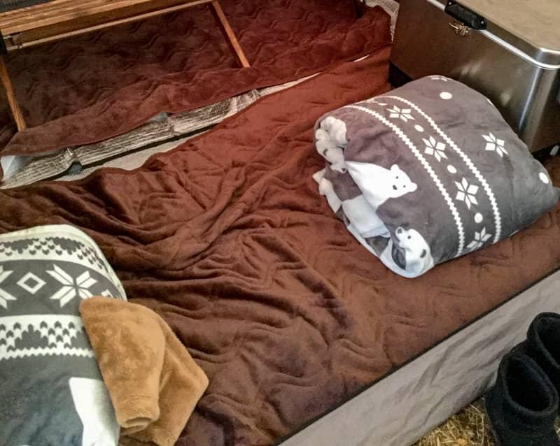 毛布があれば幸せになれる