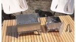 2cmの極薄収納でキャンプの荷物を大幅に削減!高級304ステンレスで一生使い続けられる3in1BBQコンロ「3FULGEAR」(スリーフルギア)