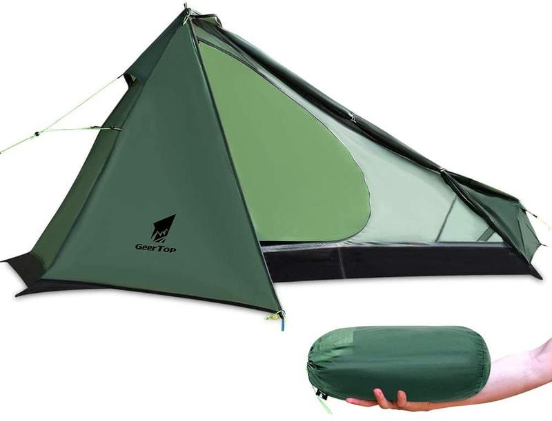 GEERTOP-1人用-軽量テント