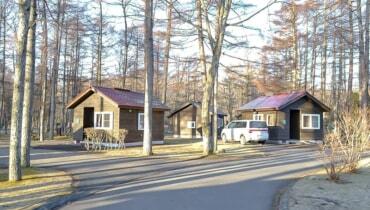 冬におすすめ!北海道オートリゾート苫小牧アルテンのバンガローは超快適!