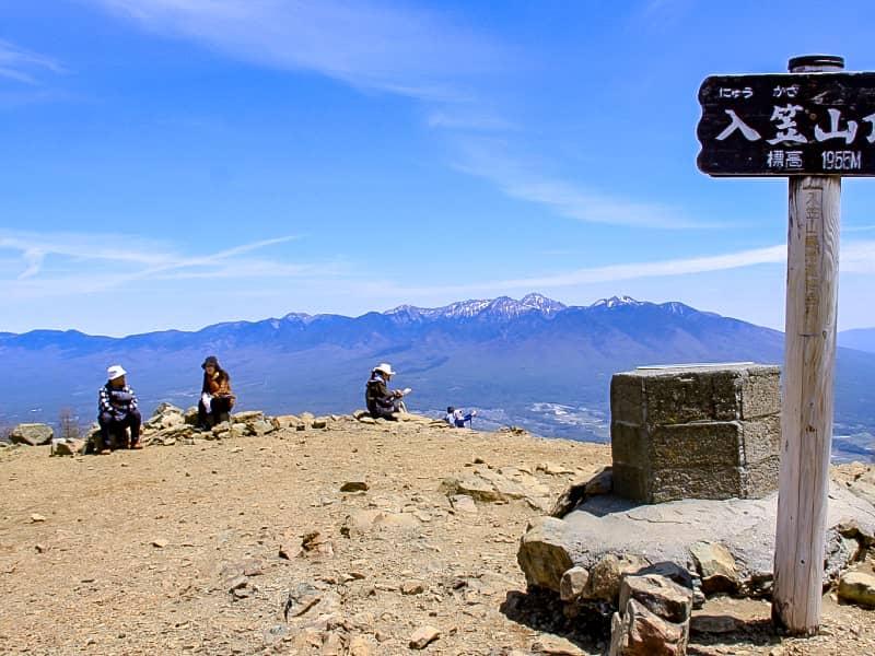 「日本百名山」のうち22山を望む360度パノラマビュー