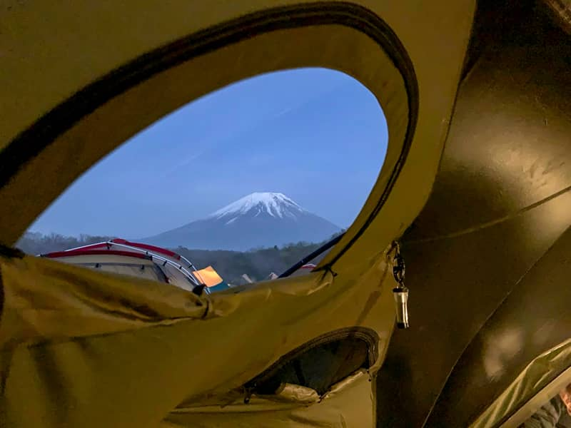 「STAR-MEADOWS富士ケ嶺高原キャンプ場」の注意事項