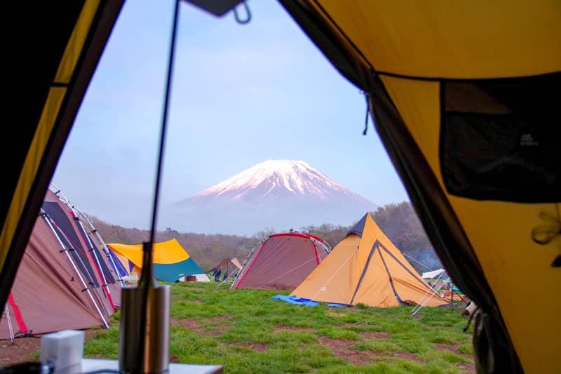 これからの進化が楽しみなキャンプ場