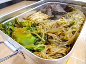 登山におすすめの美味しい時短料理5選!荷物が少なくまとまって簡単に作れるレシピ