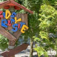 子どもが喜ぶ!キャンプアンドキャビンズ那須高原のキッズプレイサイトを紹介