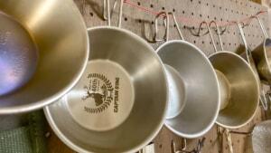 アウトドアで大活躍のシェラカップ!おすすめ3ブランドの製品を徹底比較&レビュー