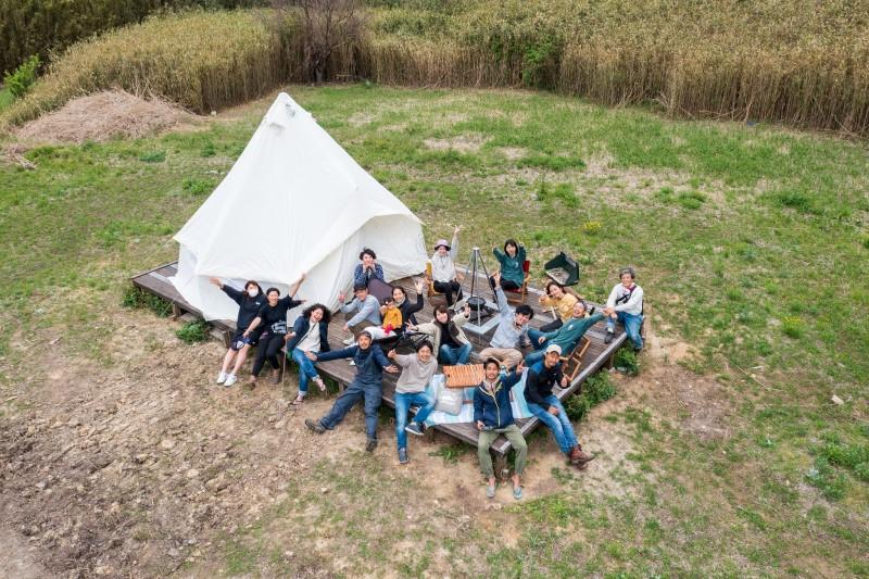 地ノ島で楽しめるキャンププラン