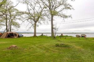 女満別湖畔公園キャンプ場はオフシーズンの利用が無料の穴場スポットでした