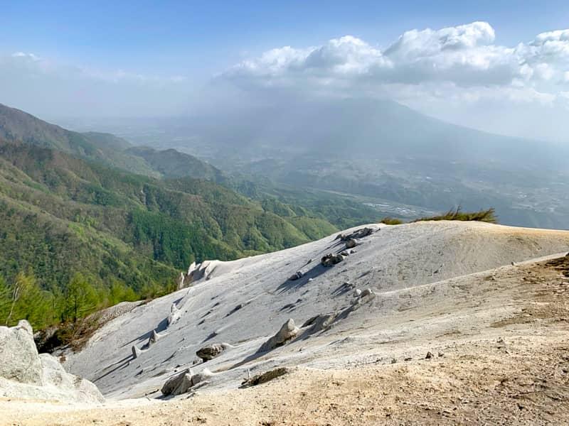 山頂に広がる天空のビーチが絶景過ぎる