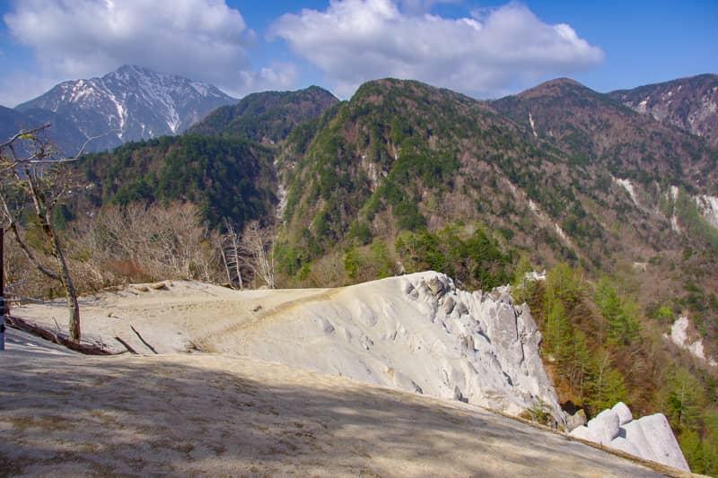 日本百名山でもある「甲斐駒ケ岳」
