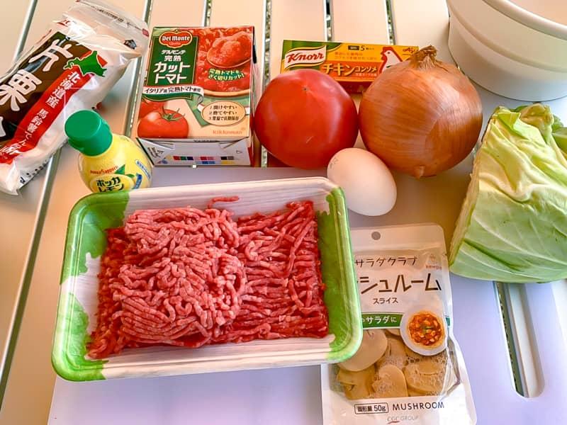 煮込みハンバーグレシピ (13)