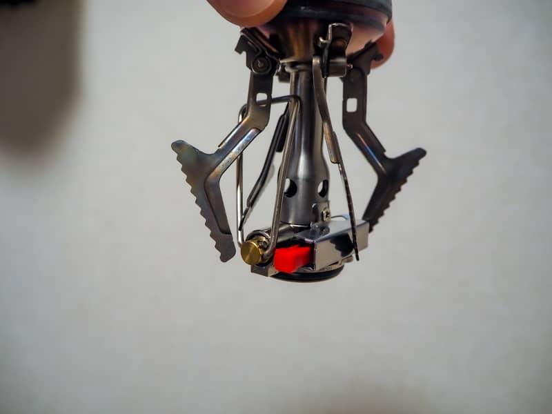 SOTOアミカスの点火装置