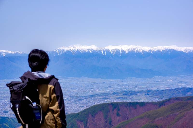 「美ヶ原」は終始絶景尽くしの山でした