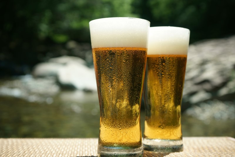お酒の飲み過ぎは事故の元