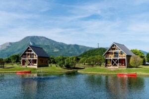 隣の棟は50m先!?プライベートグランピング施設「GLAMP ELEMENT」で大自然を満喫しよう