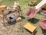 女子キャンプにおすすめのキャンプグッズはこれ!テントから小物まで紹介します