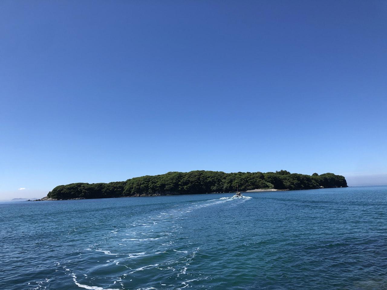 妻ヶ島アクセス