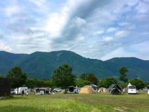 宮城県の温泉付き人気キャンプ場「吹上高原キャンプ場」に行って来ました!