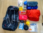 日帰り登山に必要な持ち物とは?標高差1000m前後の中級コースを登るための装備と準備