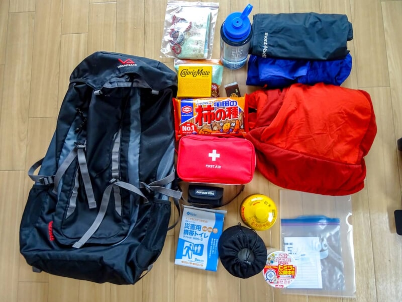 日帰り登山に必要な持ち物-800x600