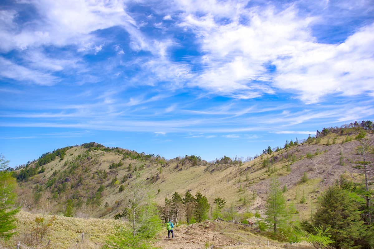 日本百名山「大菩薩嶺」は絶景広がる稜線歩きが気持ち良い登山デビューにおすすめの山です