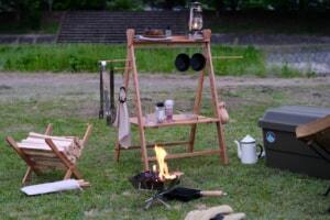 キャンプに伝統工芸?ひときわ目立つ「技ありギア」でワンランク上のソロキャンプを!