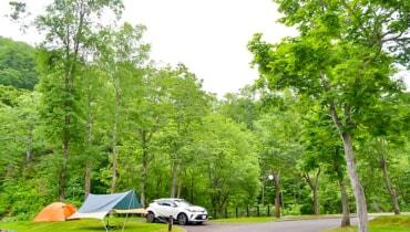 日帰り温泉にホタル観賞!「沼田町ほたるの里オートキャンプ場」はファミリーキャンプにおすすめ