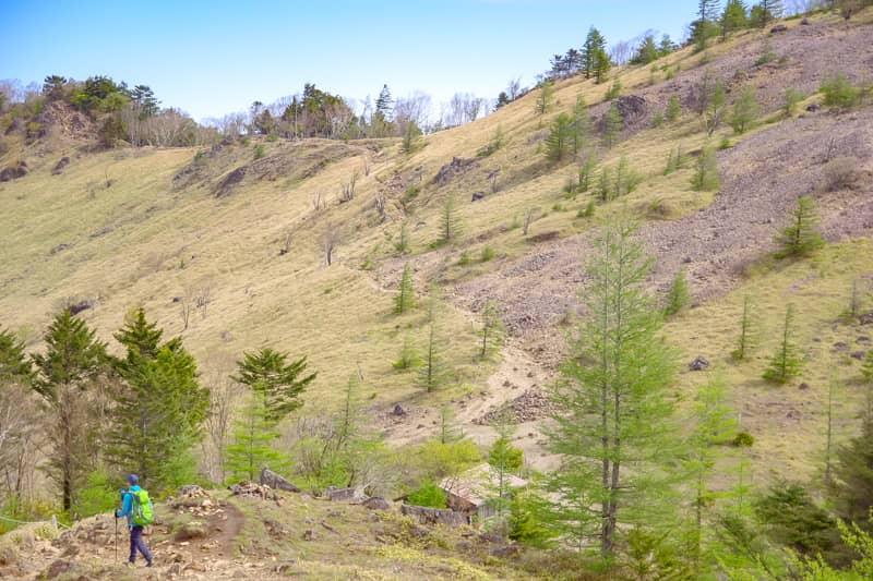 稜線からの絶景が素晴らしい「大菩薩嶺」