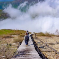 群馬・新潟県境にある「三国山」は独特の景色が広がる絶景の山です